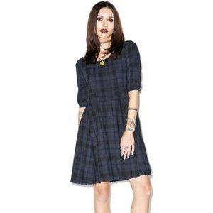 Somedays Lovin Yoshi Plaid Dress